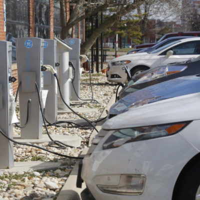 Condo EV Charging Stations
