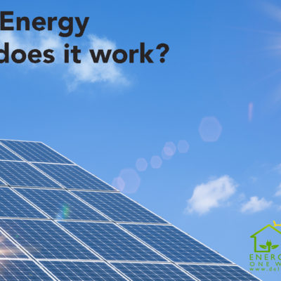 Solar Energy – How Does it Work?